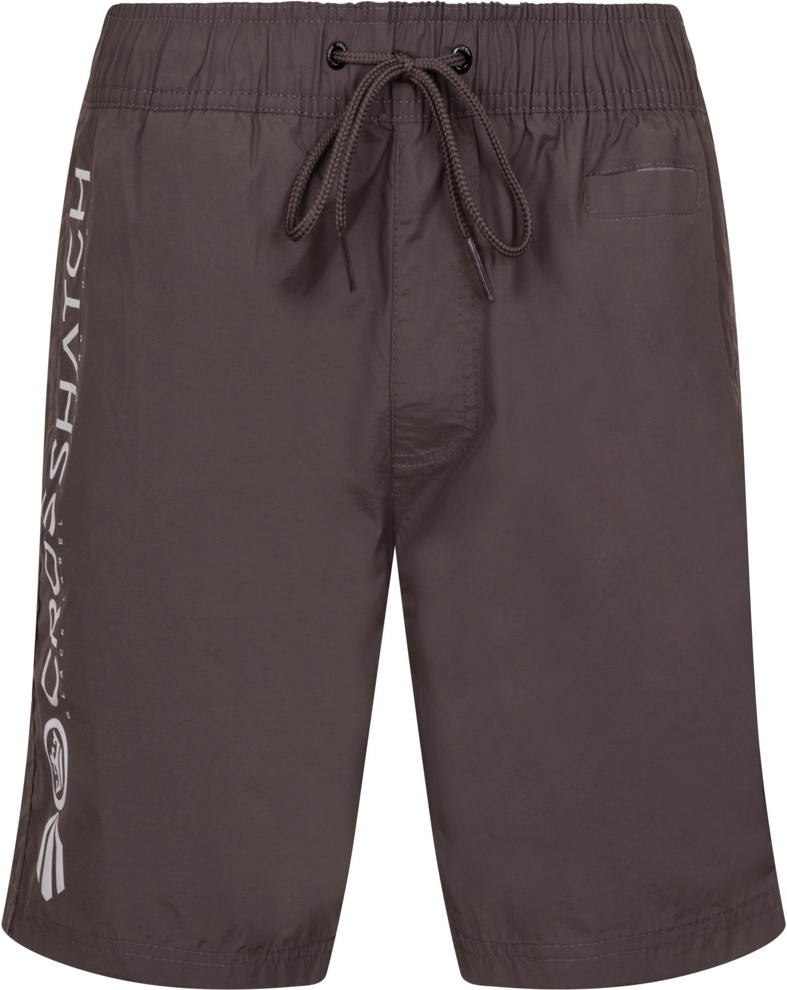 Crosshatch Shorts Swim Trunks Assorted Fit Styles