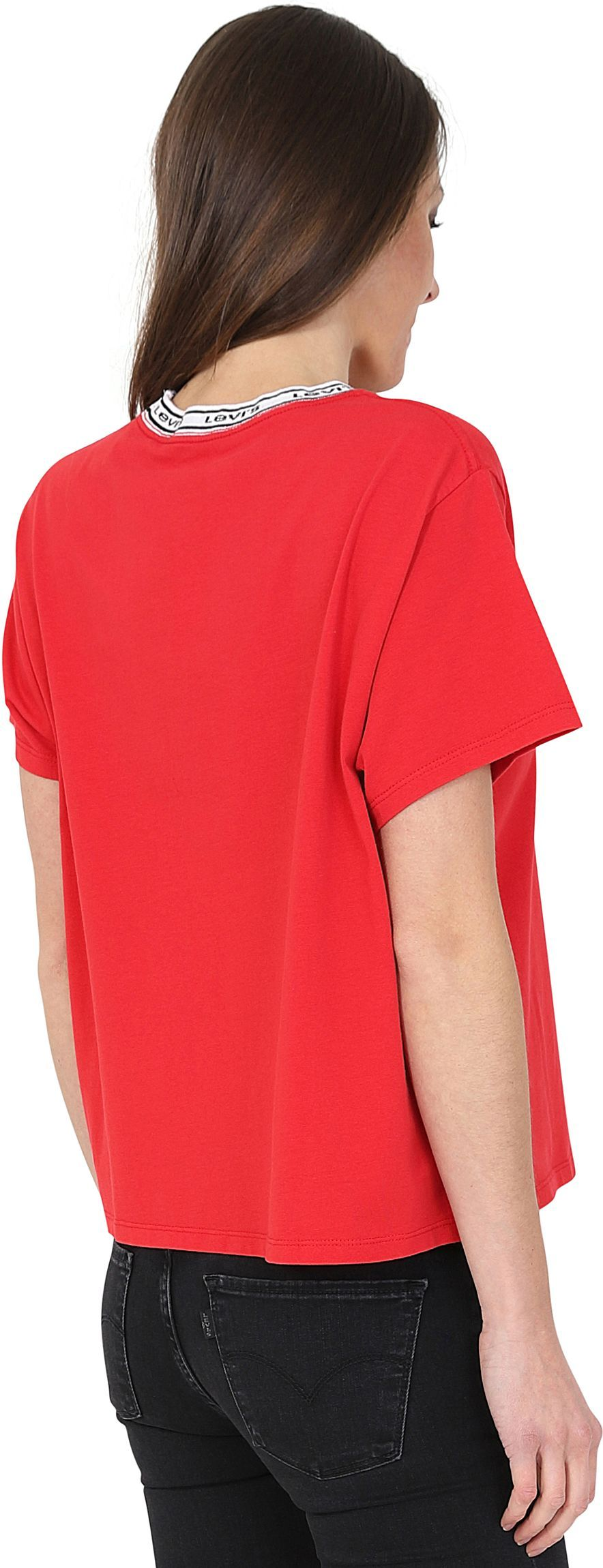 Levi-039-s-T-Shirts-amp-Tops-Women-039-s-Assorted-Fit-Styles thumbnail 3
