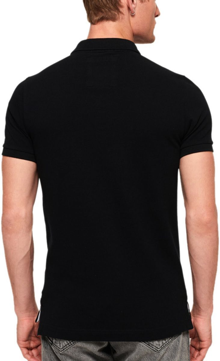 Superdry-Polo-Shirts-Classic-Pique-Short-Sleeve-Tops-Assorted-Colours thumbnail 5