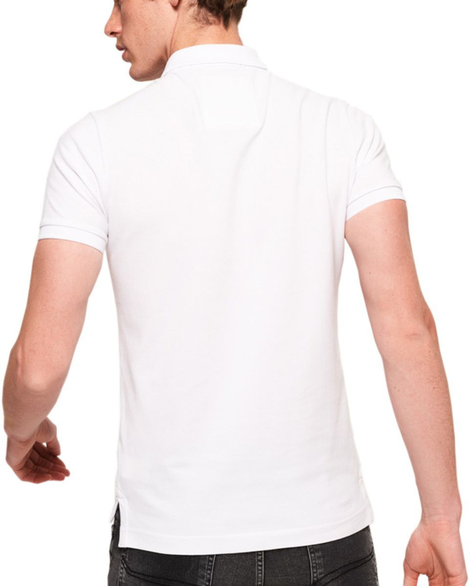 Superdry-Polo-Shirts-Classic-Pique-Short-Sleeve-Tops-Assorted-Colours thumbnail 27
