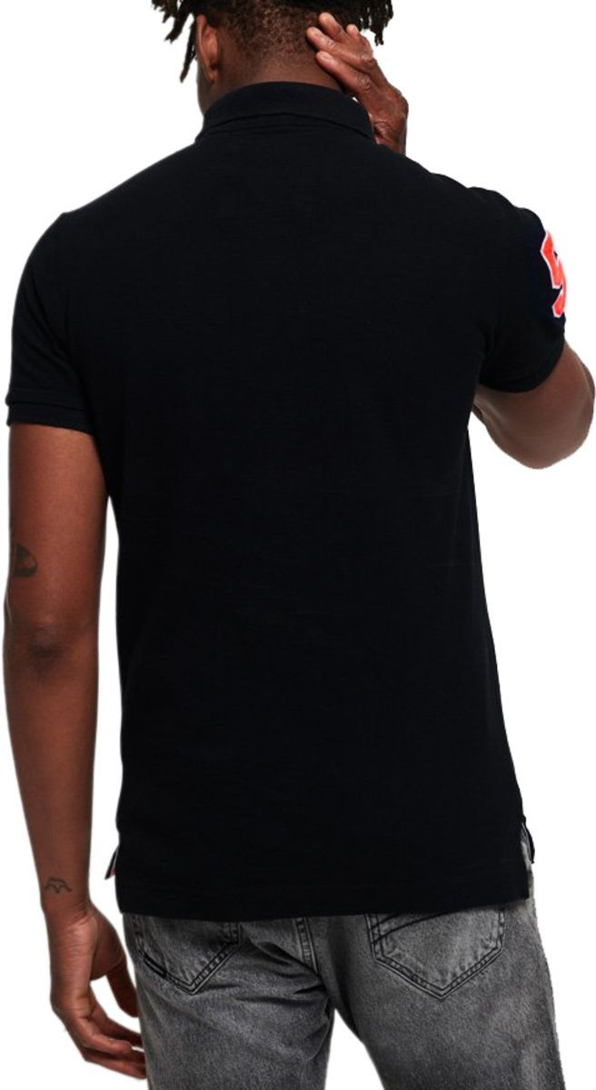 Superdry-Polo-Shirts-Classic-Pique-Short-Sleeve-Tops-Assorted-Colours thumbnail 7
