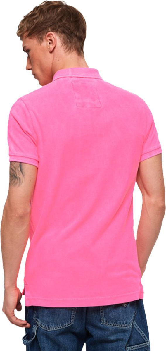 Superdry-Polo-Shirts-Classic-Pique-Short-Sleeve-Tops-Assorted-Colours thumbnail 14